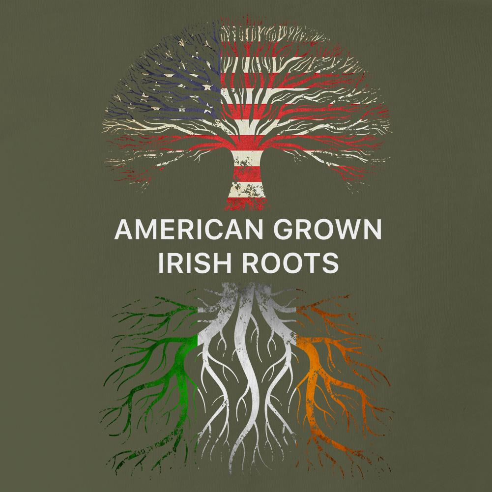 American Grown Irish Roots Mens T Shirt Ireland St Patricks Day Irish Pride Ebay