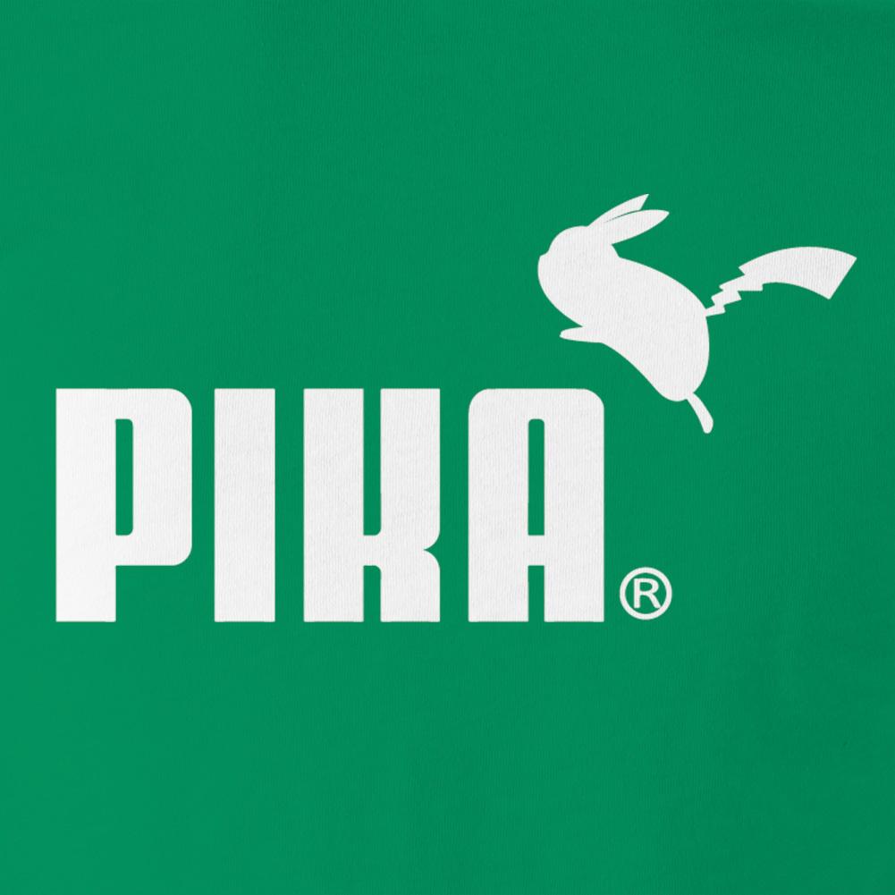 c73997b34a82 Pokemon-Go-PUMA-Parody-Mens-T-shirt-Pika-